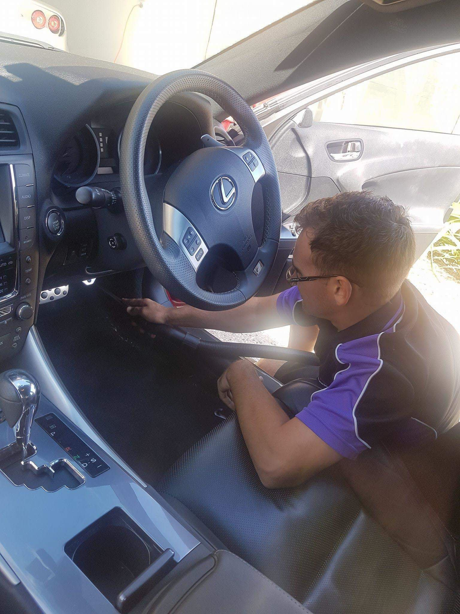 express services reserved interior quality all wash rights detailing car cleaning